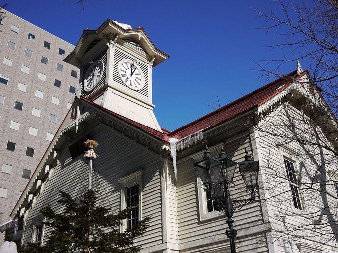 さむーい寒い札幌へ行ってきました。